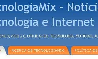TecnologíaMix – Noticias de Tecnología e Internet