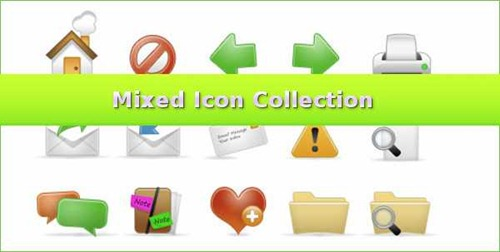 Mixed-Icon-Collection