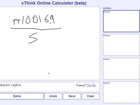 Blog dumitraqui: xthink online calculator ; realiza operaciones.