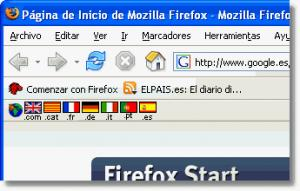 Descargar FoxLingo, traductor integrado en Firefox