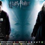 Descargar tema de Harry Potter para Windows 7 gratis
