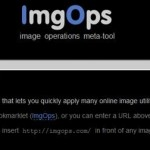 ImgOps &#8211; Editor de fotos online
