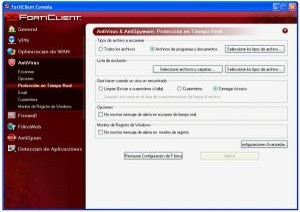 FortiClient Endpoint Security: completo Kit de seguridad