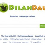 Dilandau: buscar y descargar msica gratis