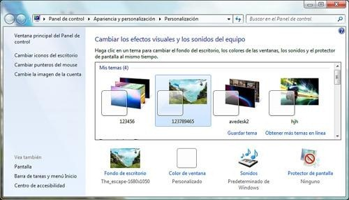 Personalizar Windows 7   Sitios10