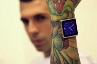 Hombre se incrusta imanes para unir el iPod Nano a su cuerpo