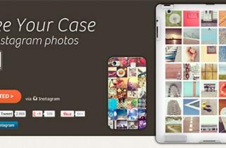 Crea tus propias carcasas para iPhone y iPad con tus fotos de Instagram