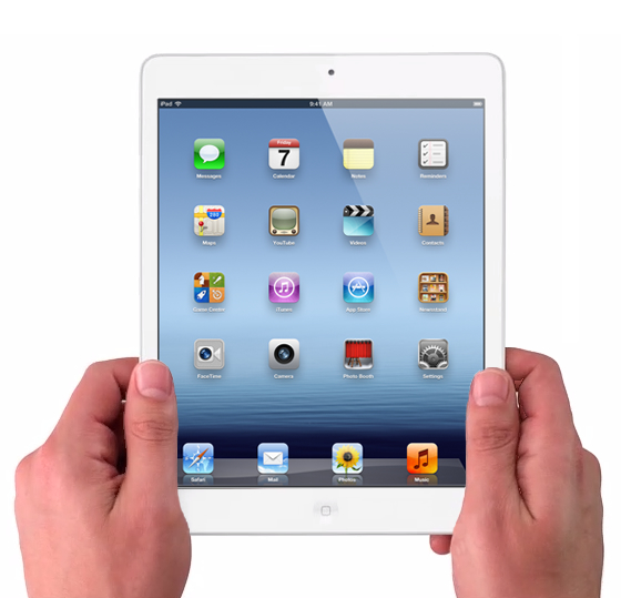 Apple presenta finalmente su iPad Mini