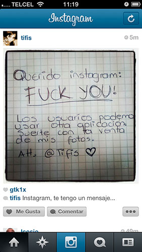 Instagram-Fuck-You