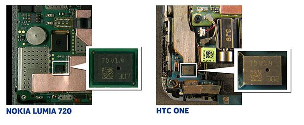Microfono HTC One