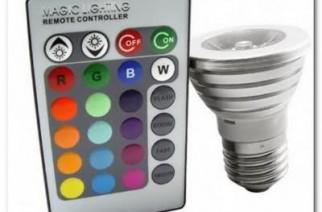 Comoterapia mediante tecnologia LED