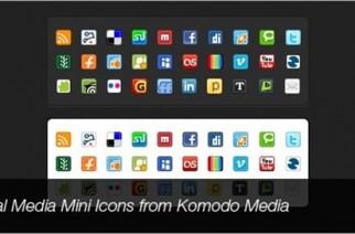 Más de 4.800 mini iconos gratuitos.