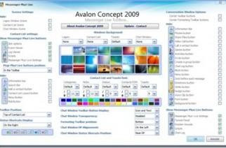 Skins para MSN 9.0 – 2009