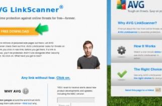 AVG LinkScanner – Seguridad desde tu navegador