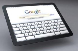 Google ya trabaja en su propia Tablet con Android