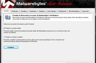 MalwareBytes – potente antispyware