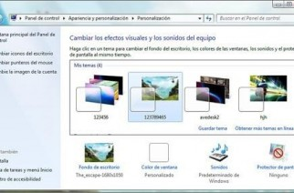 Personalizar Windows 7 – Sitios10