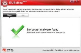 Comprobar si formas parte de una BotNet con RUBotted