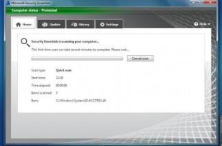 Descargar Microsoft Security Essentials 2.0