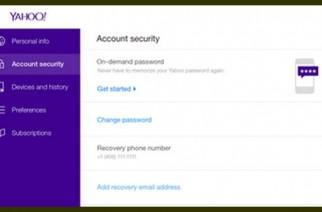 Yahoo! presenta su tecnología de inicio de sesión sin contraseñas