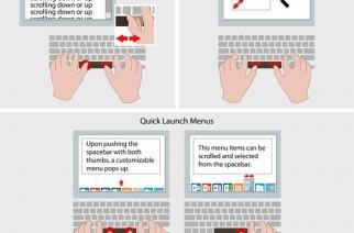 SmartBar: La apuesta de Synaptic para reinventar la barra espaciadora