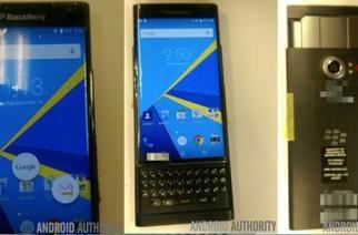 Así es BlackBerry Venice, el primer BB con Android