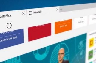 Microsoft Edge esta por añadir soporte para extensiones