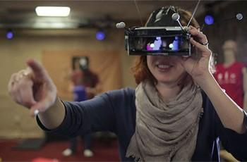 Proyecto Comradre: Realidad aumentada multipersona