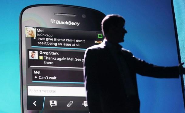 Facebook, al igual que WhatsApp, da la espalda a BlackBerry