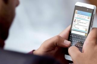 BlackBerry no era tan seguro como decían