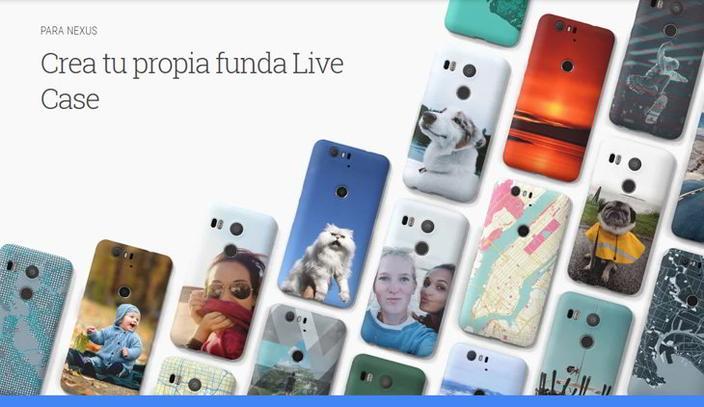 fundas live case
