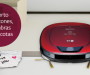 La domótica gana presencia – Robot aspirador hombot de LG
