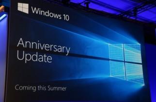 Windows 10 Anniversary Update llegará en julio