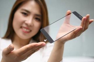 LG prepara un sensor de huellas digitales que se coloca debajo de la pantalla