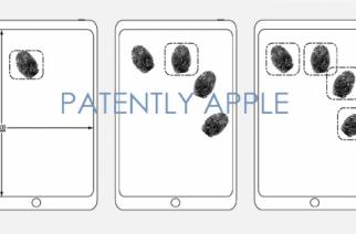 Apple podría incluir lectores de huellas dactilares debajo de la pantalla