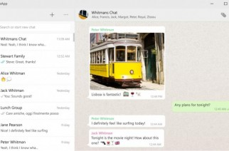 WhatsApp llega oficialmente a Windows y Mac OS X