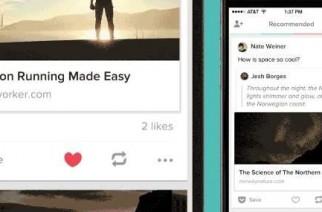 """Pocket incluye """"like"""" y """"repost"""", cada vez más social"""