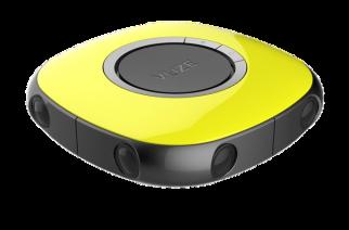Vuze – cámara 3D y VR en 360º