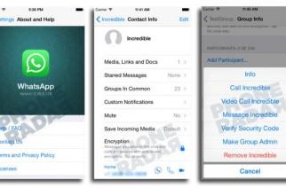 WhatsApp añadirá soporte para videollamadas