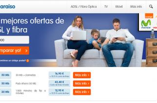 Las mejores ofertas de Internet en Comparaiso