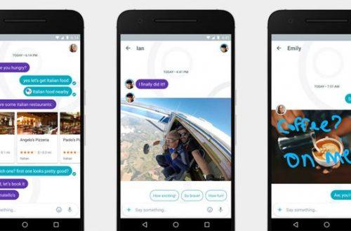 Allo y Duo podrían convertirse en aplicaciones por defecto para Android
