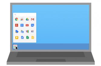 Google Chrome se actualiza y desaparece su lanzador de aplicaciones