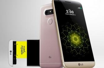 LG vendería menos de la mitad de LG G5 de lo esperado