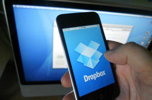 DropBox solicita a usuarios cambiar su contraseña