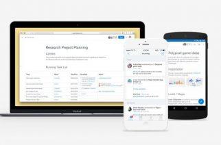 Dropbox Paper, la herramienta de edición colaborativa llega a beta pública