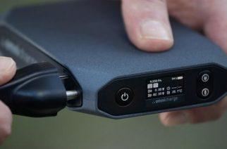 OmniCharga – batería portatil para cargar lo que sea