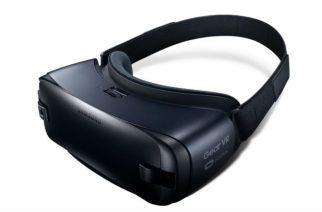 Samsung presentó las nuevas Gear VR
