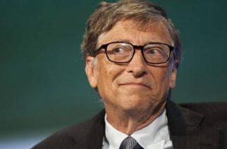 Bill Gates aumenta cada vez más su patrimonio
