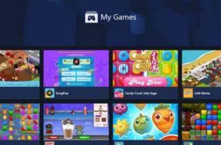 Facebook trabaja en una plataforma de juegos para PC