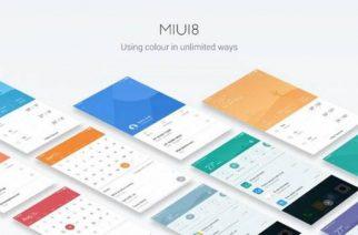 Xiaomi ha lanzado la versión estable de MIUI8
